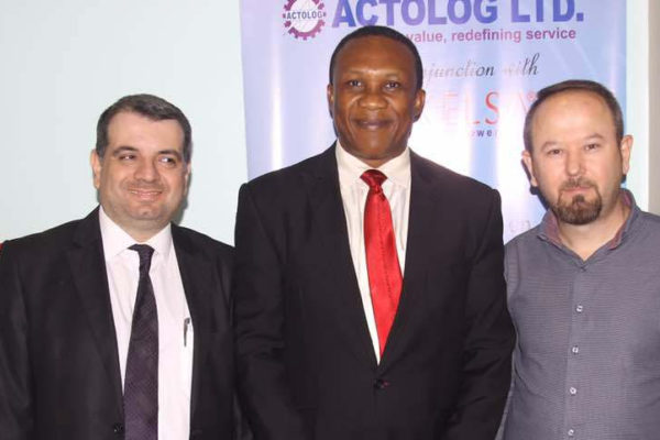 ACTOLOG LIMITED PROVIDES SOLUTION TO THE CHALLENGE OF UPS FOR MODERN ELEVATORS WITH REGENERATIVE DRIVES AND MOTORIZED INDUSTRIAL LOADS IN NIGERIA
