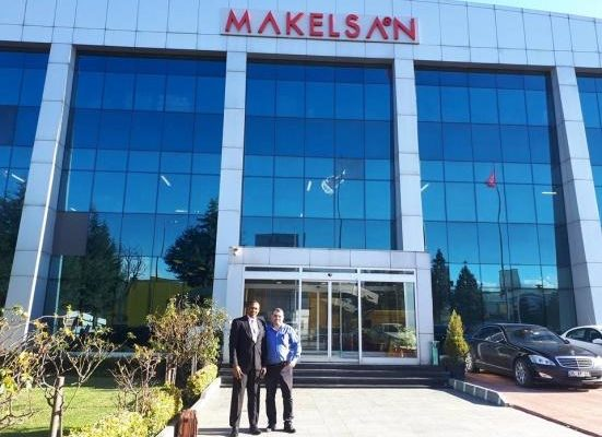 More Photos from Actolog CEO's visit to Makelsan, Istanbul Turkey.