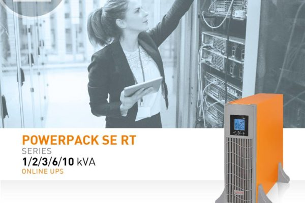 Secure Your Servers, Storage and Network Systems | Buy PowerPack 1 – 10kVA UPS