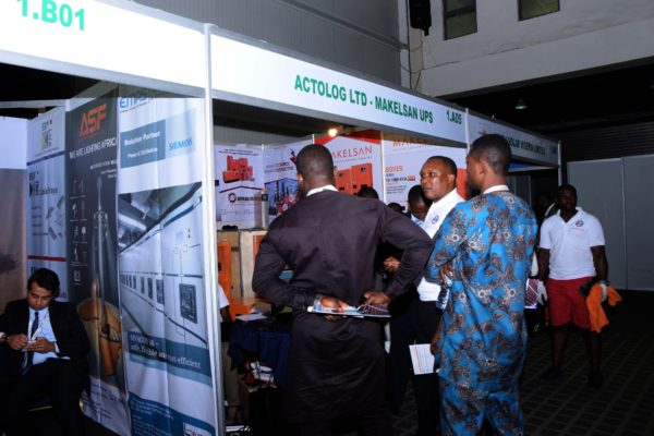 Actolog Exhibits at Power Nigeria Conference 2018