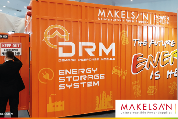 MAKELSAN INTRODUCES TURKEY'S FIRST AND ONLY ENERGY STORAGE SYSTEM
